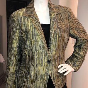 Jones New York Woman's Blazer Size 14 ✨